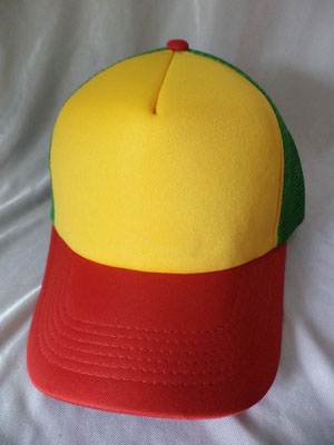 Pabrik Topi Polos » topi jaring polos merah kuning hijau • Harmito ... f85ce2370e