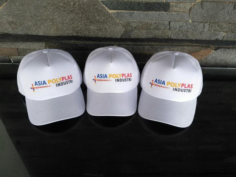 5444ede8470 Produksi topi berbagai macam model topi seperti baseball caps logo bordir  dan sablon keren dan ...