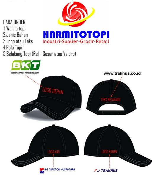 Harga topi pabrik topi murah Bandung pusat nya pembikinan topi di bandung 4f2346edf7