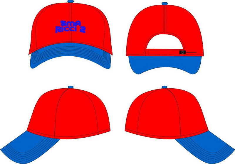 Pesan topi desain sendiri sesuai kebutuhan promosi souvenir perusahaan 381ff5bd0b