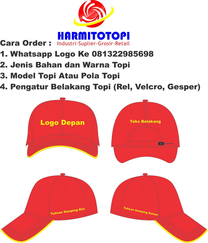 Pabrik Topi Harmito Konveksi Produsen Topi Murah GARANSI 100% adalah konveksi  topi murah di bandung yang memproduksi berbagai macam model topi whatsapp  ... 6f42e04513