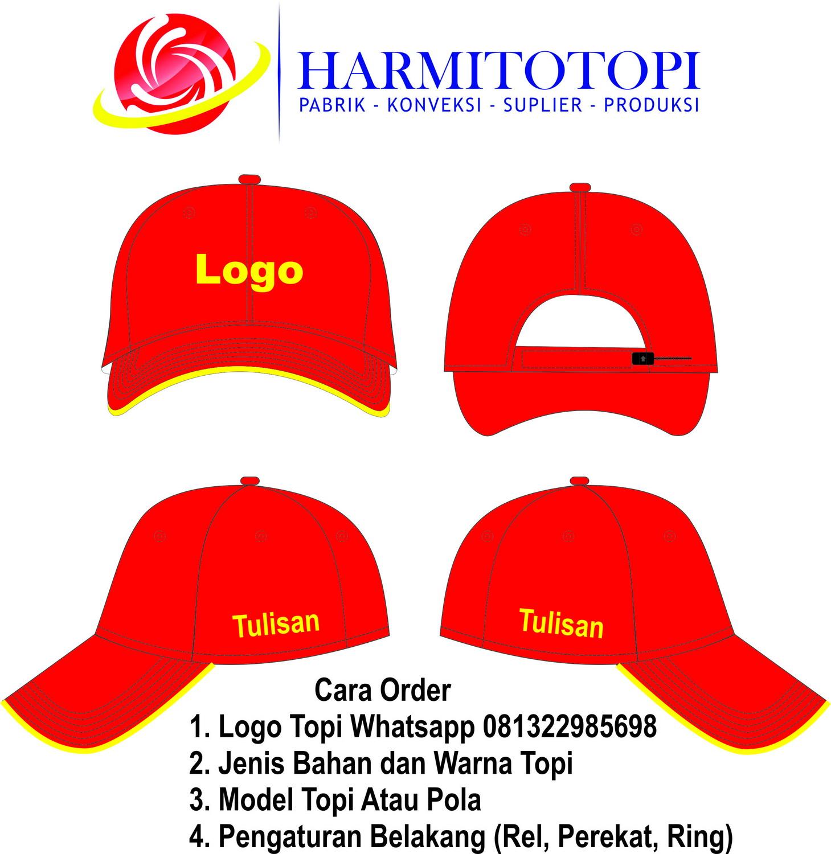 Produsen Topi Harmito adalah konveksi topi murah di bandung yang  memproduksi berbagai macam model topi whatsapp 081322985698. 382152821a